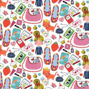 DIGITAL, GIRLS STUFF